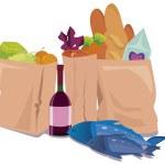 Healthy food — Stock Vector #8719402