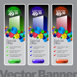 Stock Vector: Special Offer Banner Set Vector