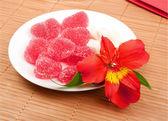 Berry dort s jelly — Stock fotografie