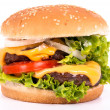 Cheeseburger — Stock Photo #8812258