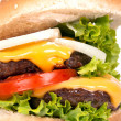 Cheeseburger — Stock Photo #8812265