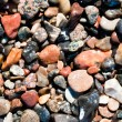 Many pebble stones — Stock Photo #8812684