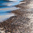 Beach of pebble stones — Stock Photo #8812702