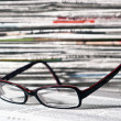 Reading glasses — Stock Photo #8812710
