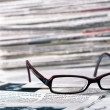 Reading glasses — Stock Photo #8812722