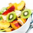 bowl of fresh fruit v4 — Stock Photo