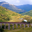 Glenfinnan Viaduct — Stock Photo