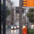 Stop in rain — Stock Photo #8815549