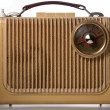 Antique radio — Photo