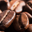 Coffee beans background V1 — Stock fotografie