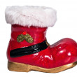 Christmas boot — Foto de Stock
