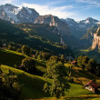 The Bernese Oberland V1 — Stock Photo