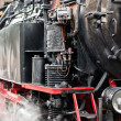 Steam locomotive — Stock Photo #8819326