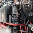 Foto de Stock  : Steam locomotive