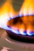 Gas stove V3 — Stock Photo