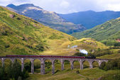 Glenfinnan Viaduct — 图库照片