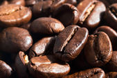 Coffee beans background V2 — Stock Photo