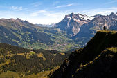 The Bernese Oberland V2 — Stock Photo