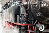 Steam locomotive — Stockfoto