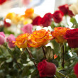 Various flowers in the shop — Stockfoto