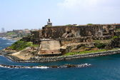 Puerto Rico Fort — Stock Photo
