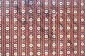 Spanish tile wall — Stock Photo