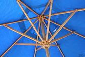 Picnic Umbrella — Stock Photo