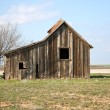 Stock Photo: Prairie House