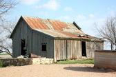 Old Prairie House — Stock Photo