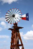 Texas Windmill — Foto Stock