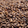 Stock Photo: Cofee beans background