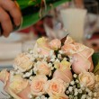 Brides bouquet — Stock Photo #8742391