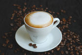 Cappuchino — Stock Photo