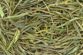 Chinese green tea as background — Stock Photo