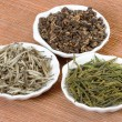 Stock Photo: Chinese teas