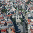 Oporto city hall - Stock Photo