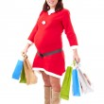 Mrs. Santa Claus — Stock Photo