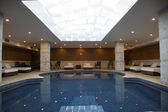 Pool spa — Stock Photo