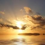 Berlengas sunset — Stock Photo #8899128