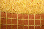Traditional carpet — Stock Photo