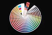 カラー ガイド — ストック写真