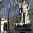 Monuments and architecture of Lvov — Foto Stock