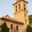 Church of Santa Ana, Granada close up — Stock Photo #9234965