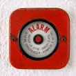 Break Glass - Old Fire Alarm — Stock Photo
