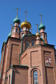 Christian church. — Stock Photo