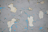 Peeling paint on the wall. Texture. — Stockfoto