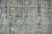 Die alten Mauern der groben. — Stockfoto