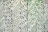 The pattern of the wooden slats. — Stock Photo