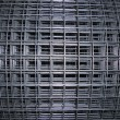 Stock Photo: Metal mesh. Roll.