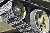 Vrachtwagen tank. — Stockfoto